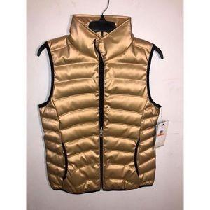 Calvin Klein golden vest